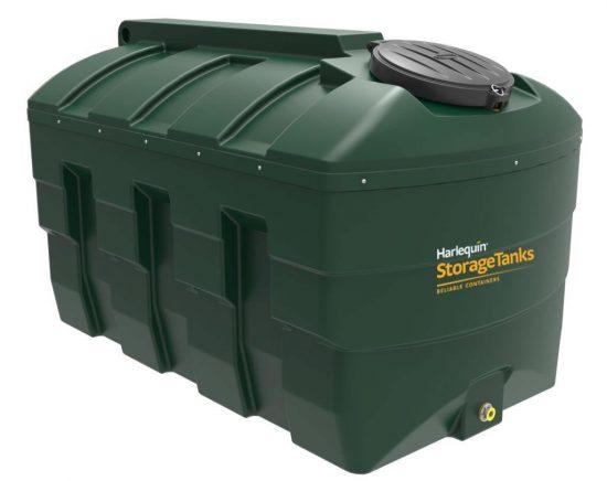 2525 Litre Bunded Oil Tank product image