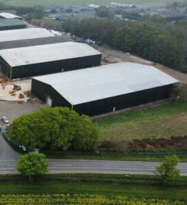 Harlequin's New Manufacturing Facility in East Kirkby